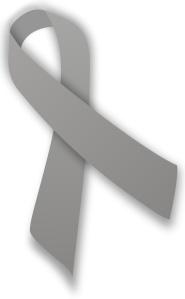 gray ribbon